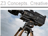 Z3 Concepts. Creative video products for Sales, Marketing, and Training needs